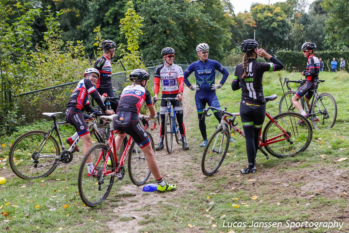 Cyclocross training Watersley